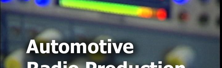 Automotive Radio Production Demo Reel