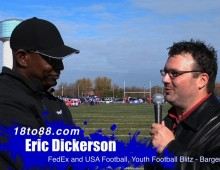 Eric Dickerson Event & Interview – Web Promo Video