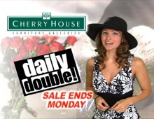 "Cherry House Furniture ""Daily Double"" – TV Spot"